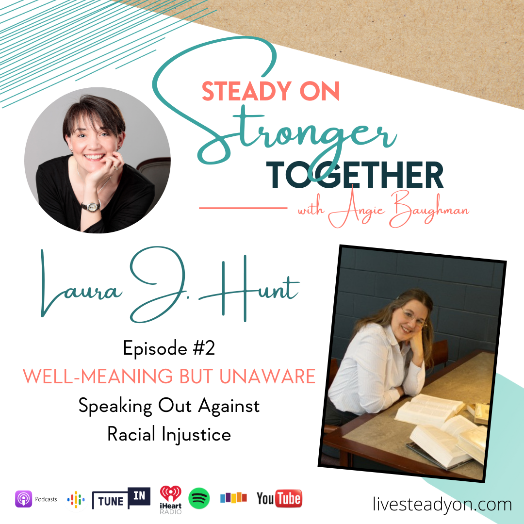 Episode 2: Well-Meaning but Unaware with Dr. Laura J. Hunt