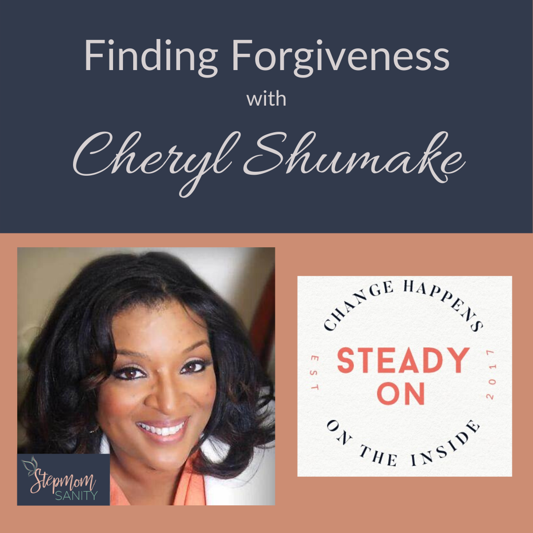 Guest Interview: Finding Forgiveness with Cheryl Shumake