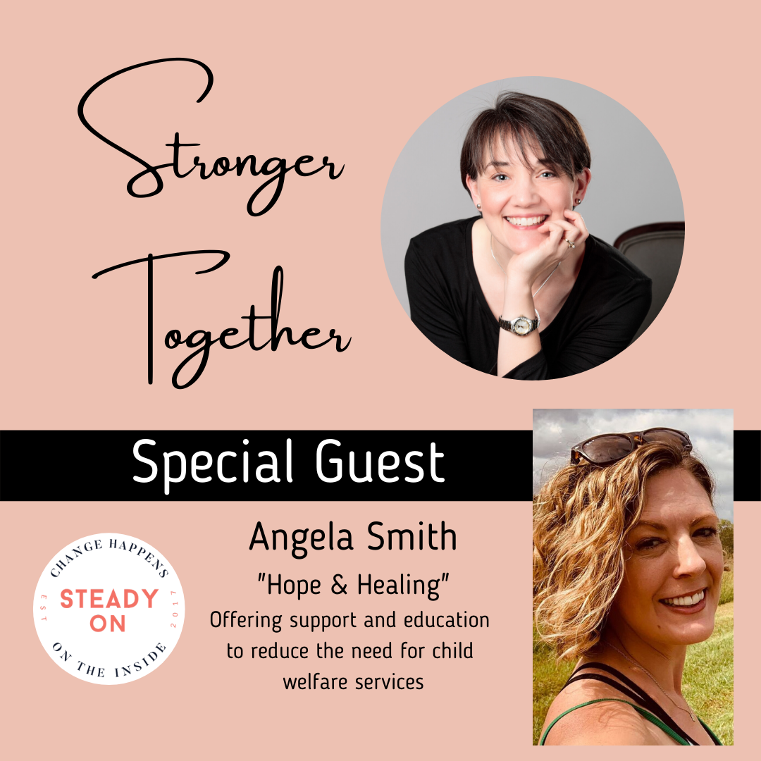 """Guest Interview: """"Hope And Healing"""""""