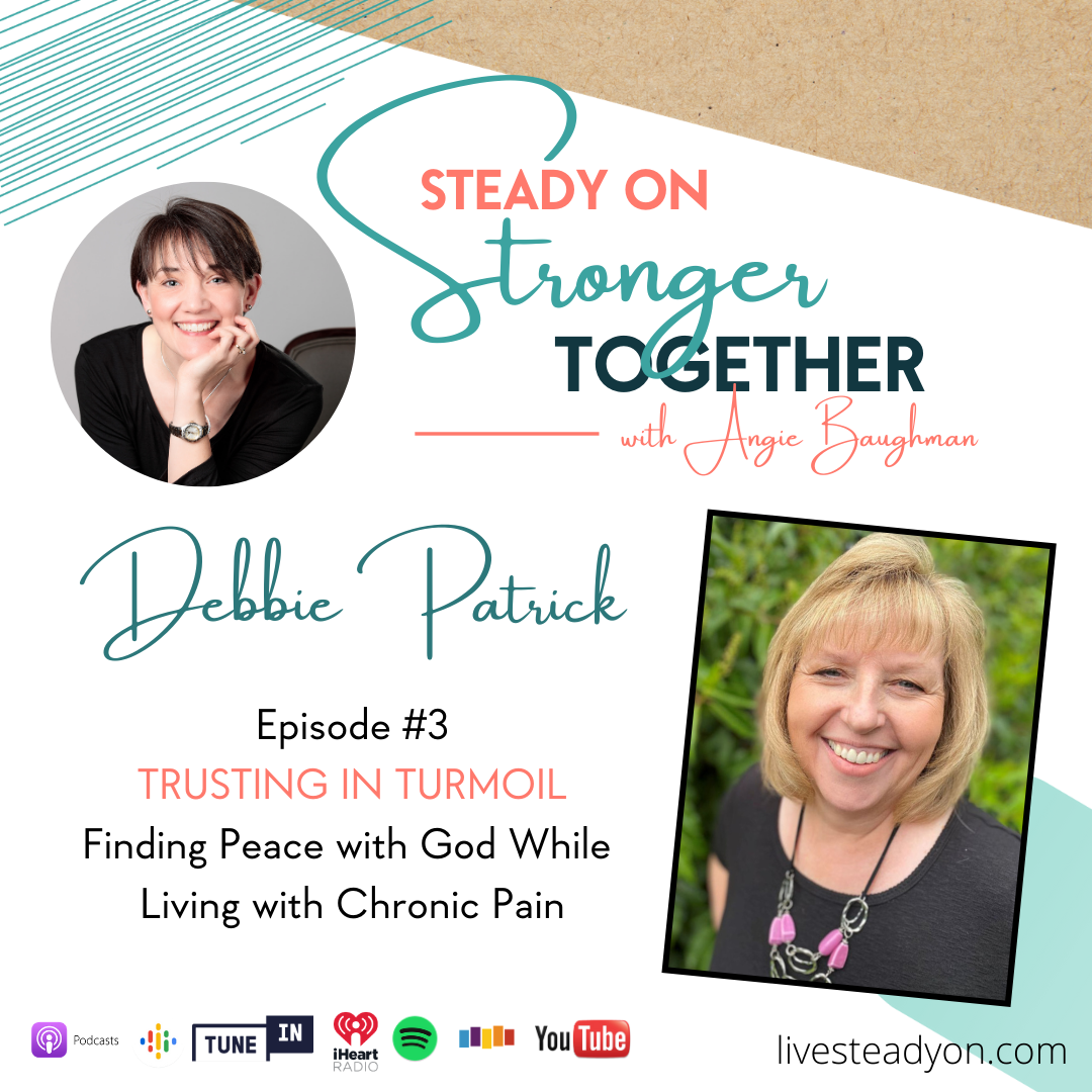 Episode 3: Trusting in Turmoil with Debbie Patrick