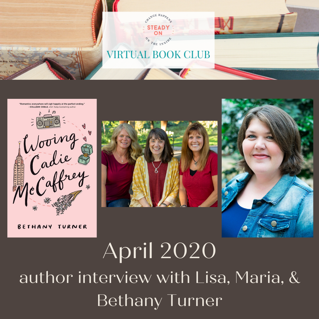Virtual Book Club April 2020