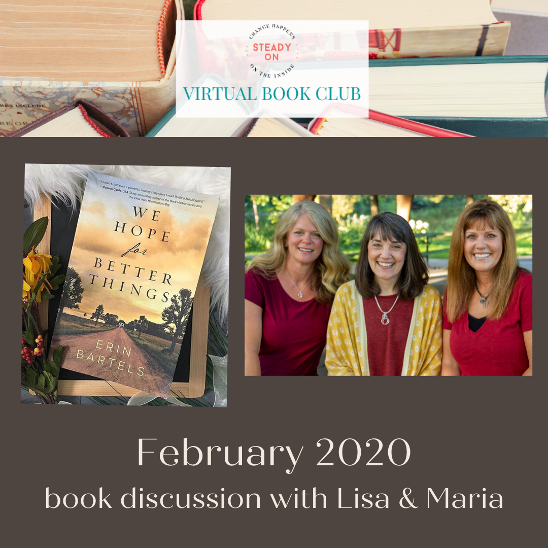 Virtual Book Club February 2020