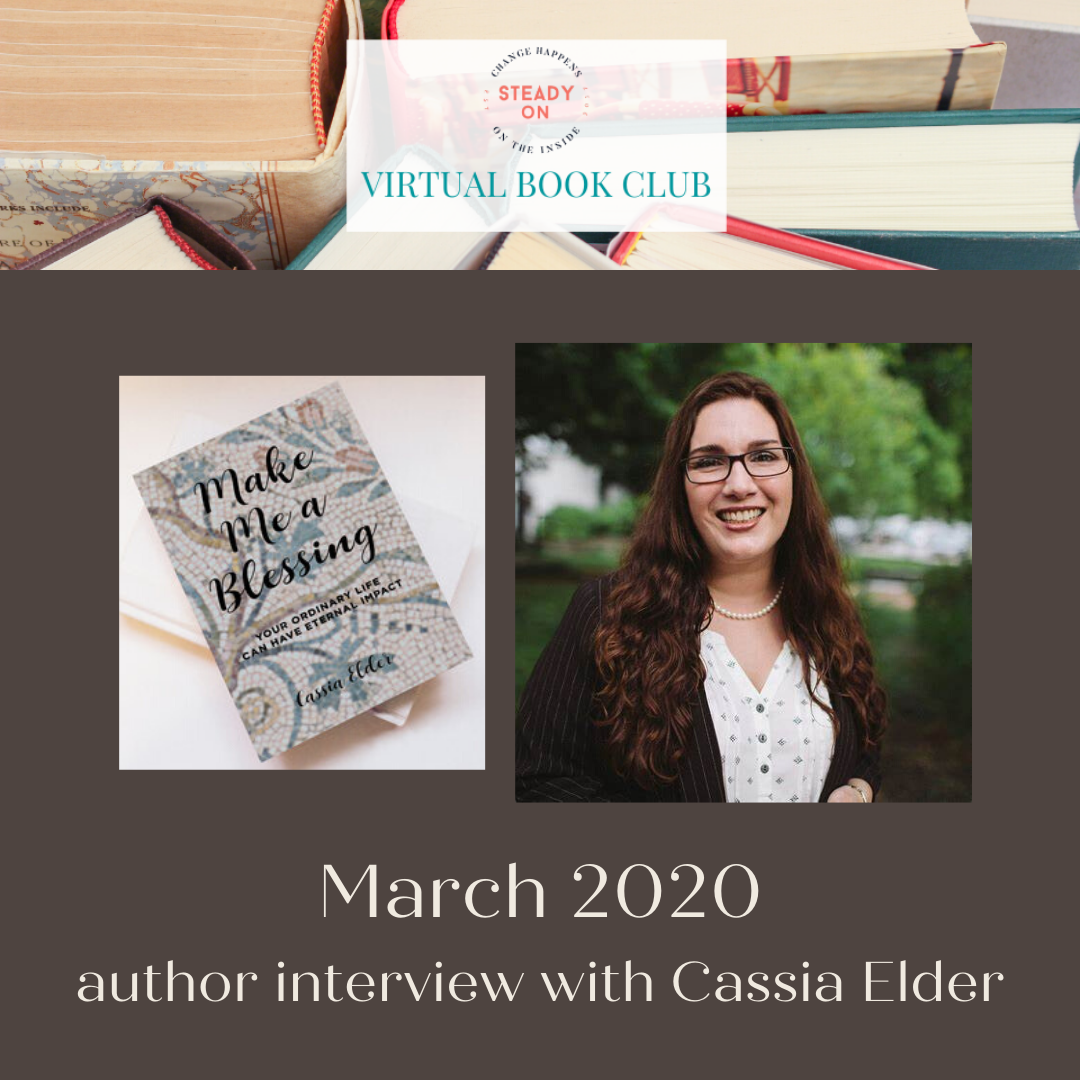 Virtual Book Club March 2020