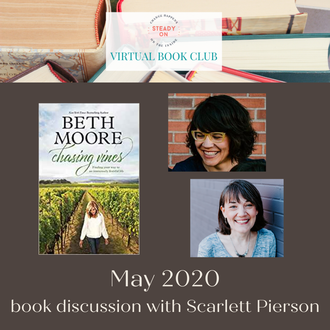 Virtual Book Club May 2020