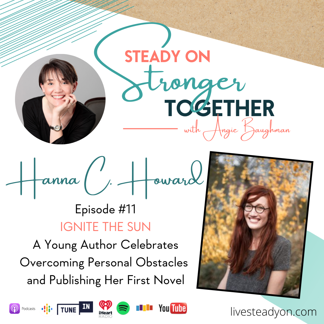 Episode 11: Ignite the Sun with Hanna C. Howard