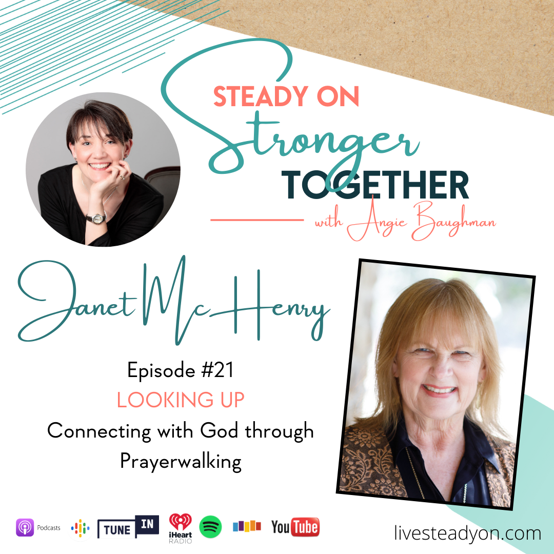 Episode 21: Looking Up with Janet McHenry