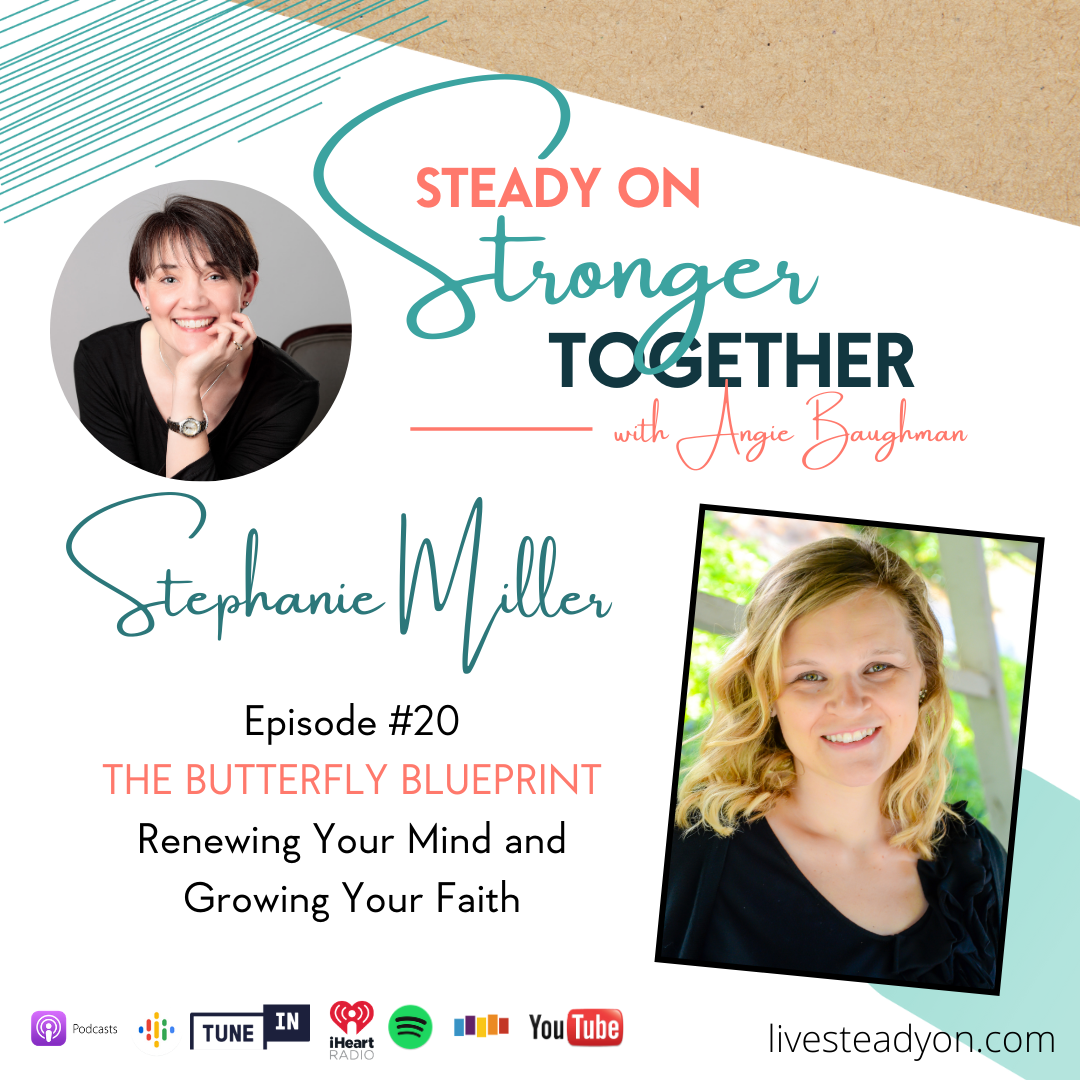 Episode 20: The Butterfly Blueprint with Stephanie Miller