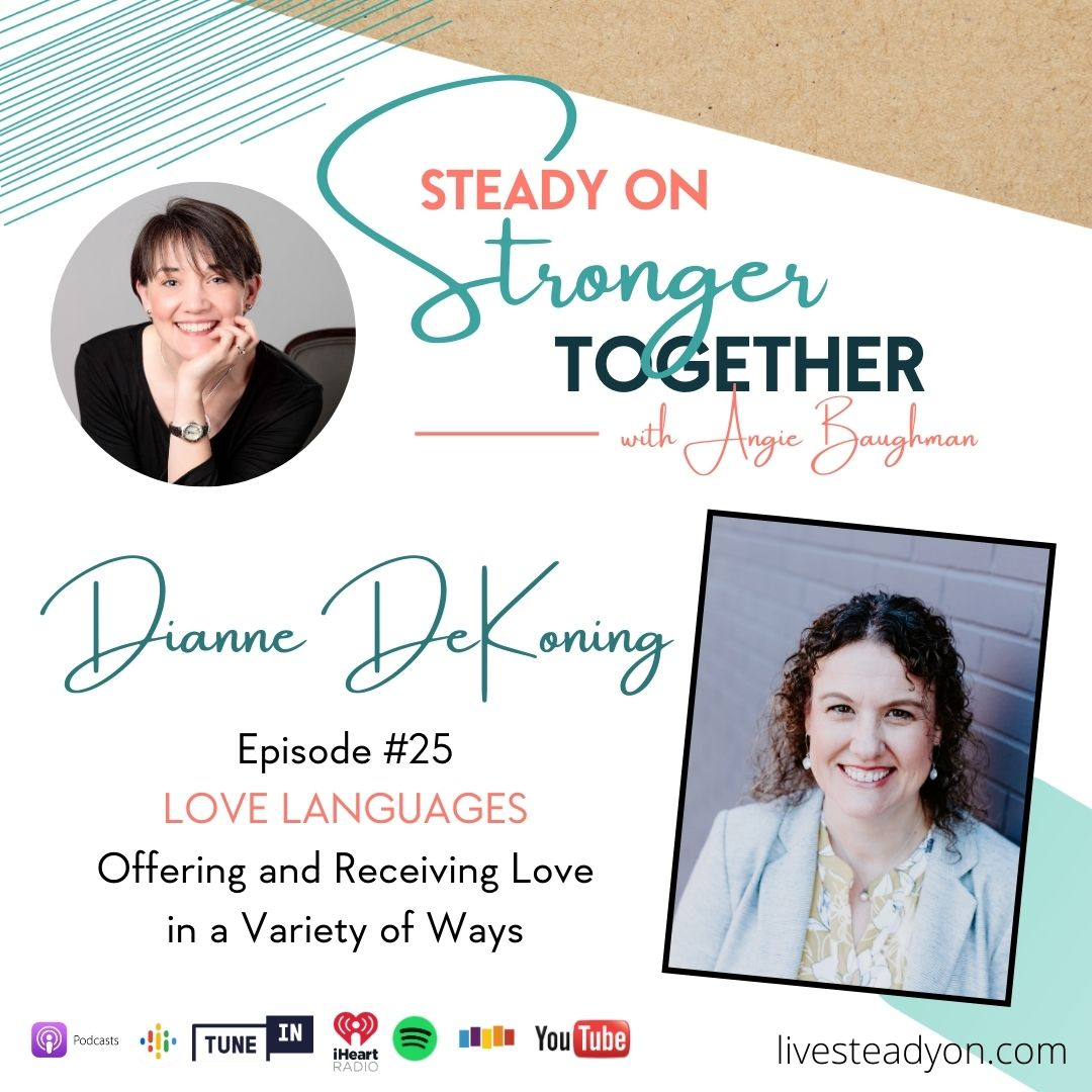 Episode 25: Love Languages with Dianne DeKoning