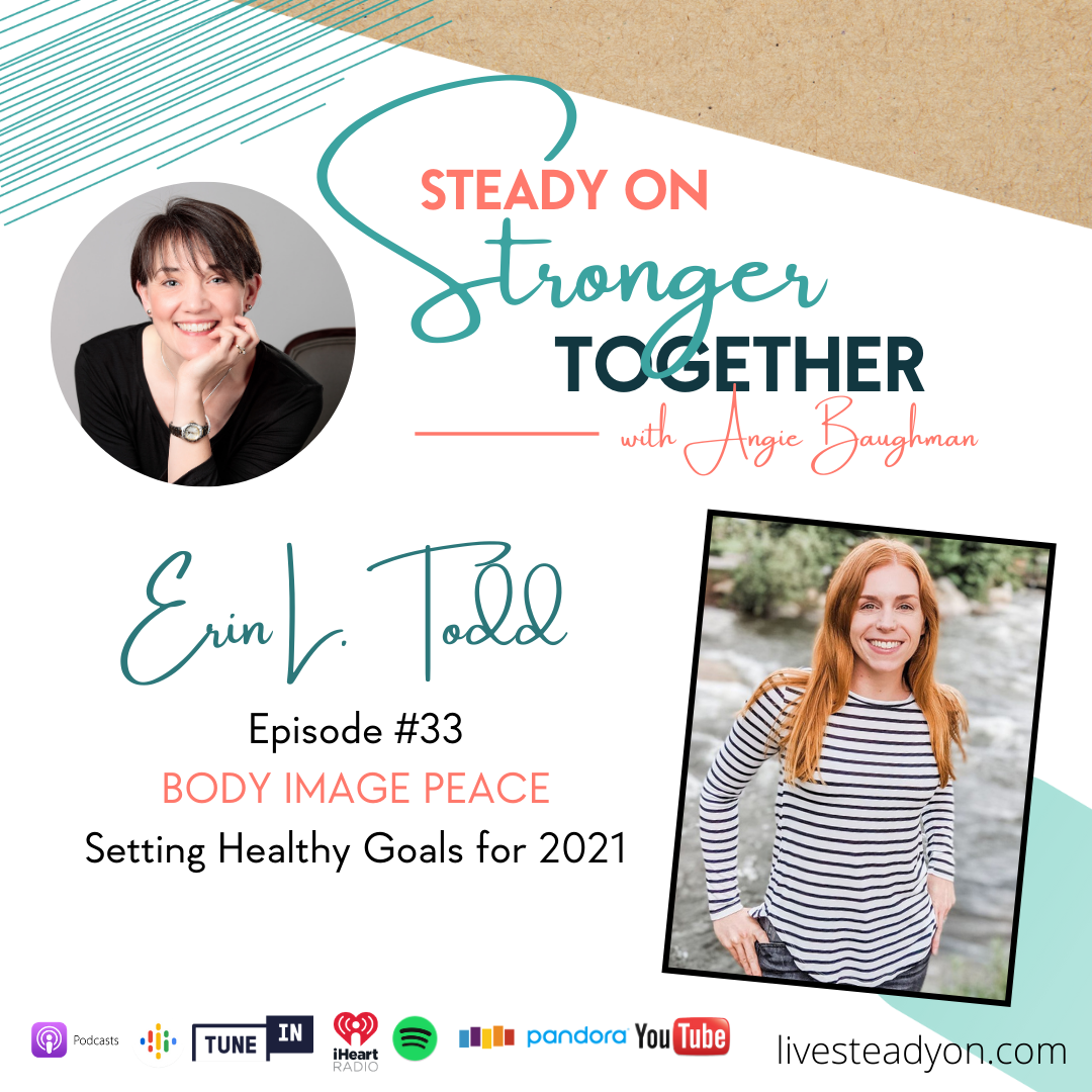 Episode 33: Body Image Peace with Erin L. Todd