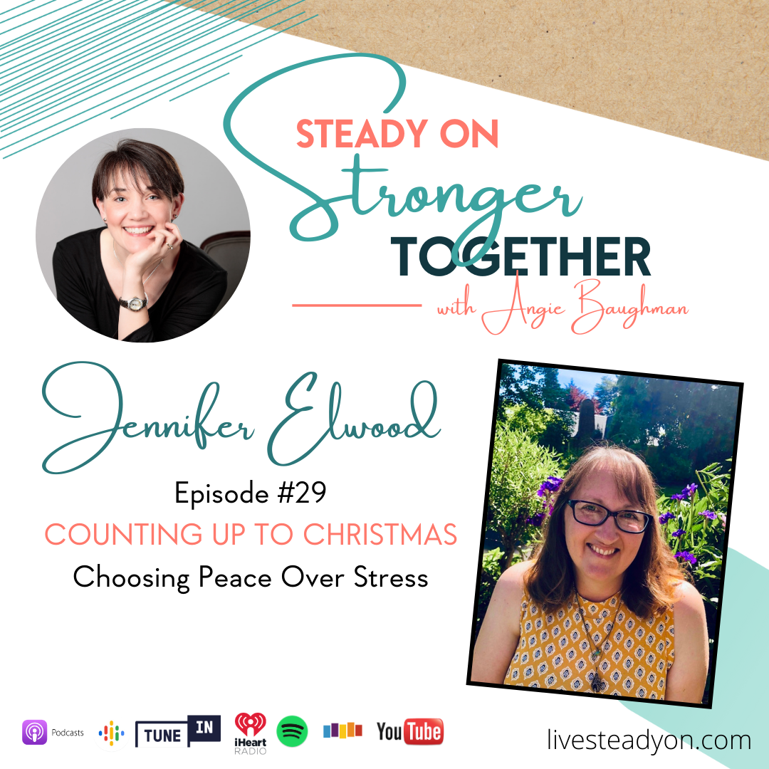 Episode 29: Counting Up to Christmas with Jennifer Elwood