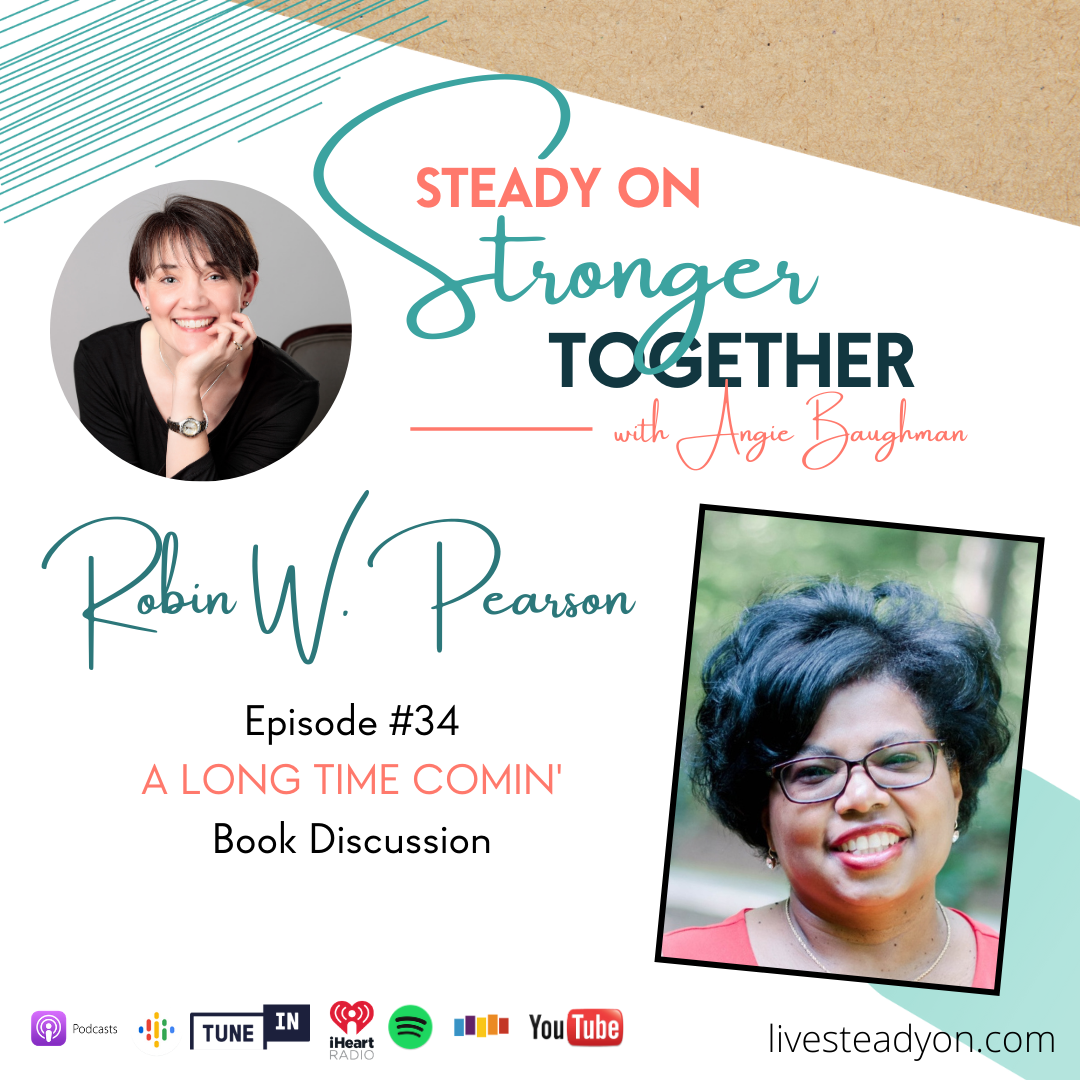 Episode 34: A Long Time Comin' with Robin W. Pearson