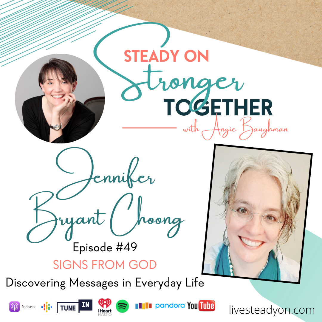 Episode 49: Signs from God with Jennifer Bryant Choong