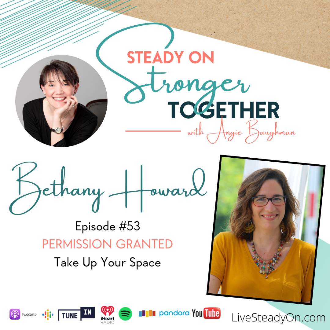 Episode 53: Permission Granted with Bethany Howard
