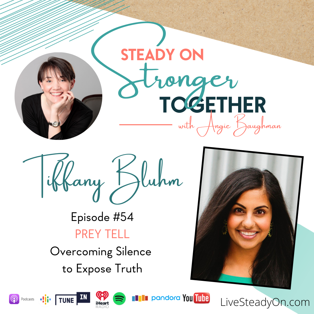 Episode 54: Prey Tell with Tiffany Bluhm