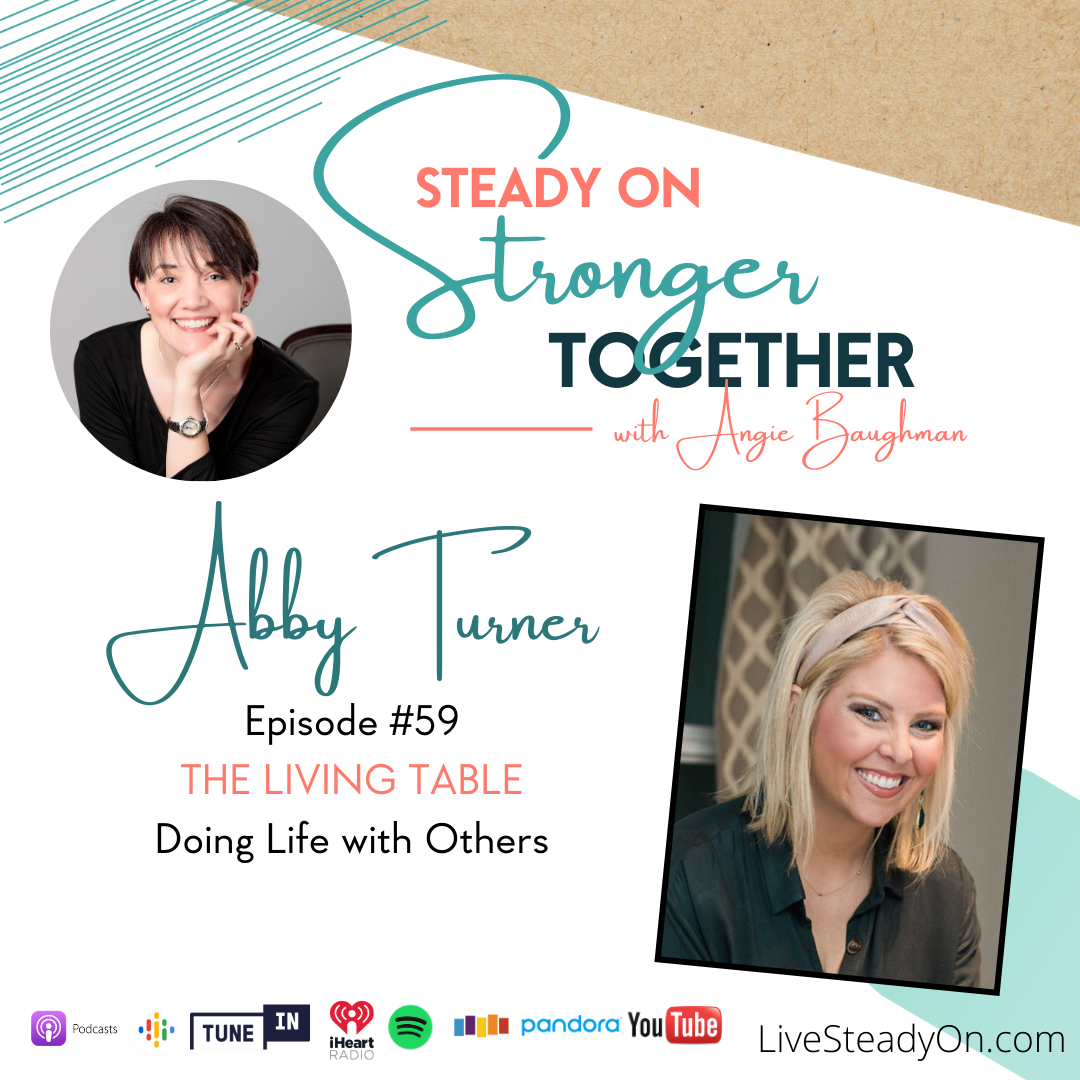 Episode 59: The Living Table with Abby Turner