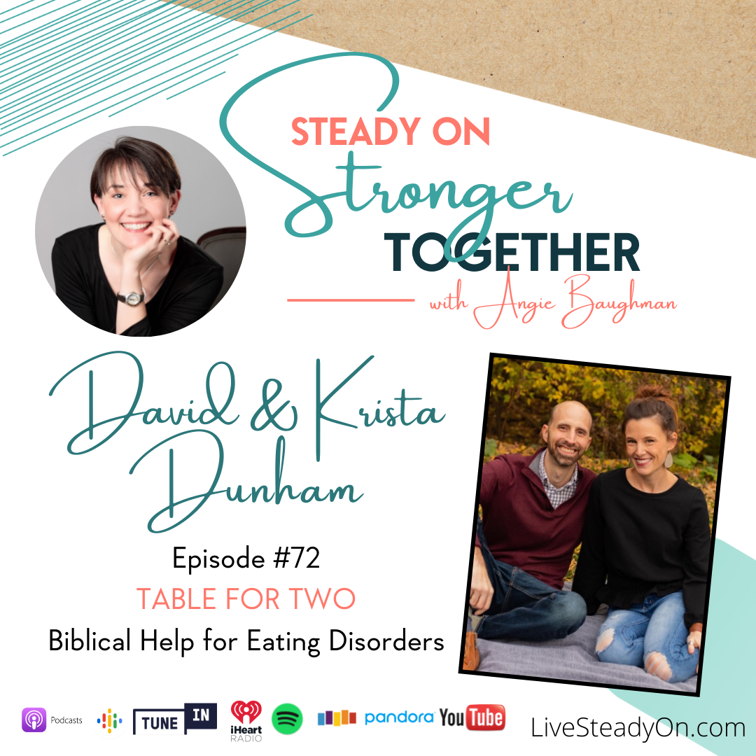 Episode 72: Table for Two with David & Krista Dunham